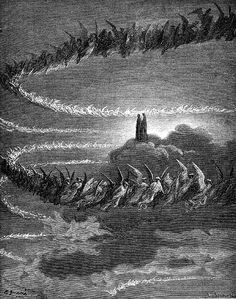 Gustave Dore - The Souls of the Righteous