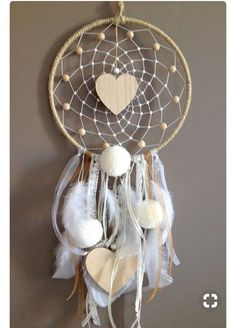 45 Stunning Dream Catcher Ideas For Home Decoration home decoration, dream catcher, home decor ideas, diy crafts, dream catcher crafts Dream Catcher Decor, Dream Catcher Mobile, Doily Dream Catchers, Crafts To Make, Kids Crafts, Arts And Crafts, Crochet Dreamcatcher, Creation Deco, Ideias Diy