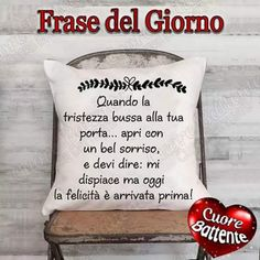 Buongiorno amici buona giornata a tutti  - Radmila Markovic - Google+ Italian Humor, Italian Quotes, Inspirational Phrases, Motivational Phrases, Words Quotes, Me Quotes, Good Morning Funny, New Years Eve Party, Better Life