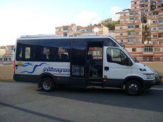 Transportes en todas sus formas y variantes.  La flota mas completa . Traslados , Convenciones , Excursiones, Servicios para personas con movilidad reducida  #bus #laspalmas