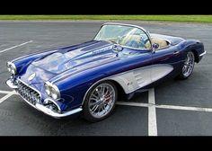 1960 Corvette convertible