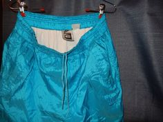 finest selection 26eb9 8e690 Vintage 90s Nike Challenge Court Lined Pants Teal Mens Large Rare Andre  Agassi Nike