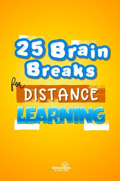 Brain break videos for the classroom will be much needed this year. We've heard many teachers say that their students will not be allowed to leave the