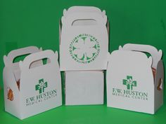 St. Patrick's Day cookie boxes!