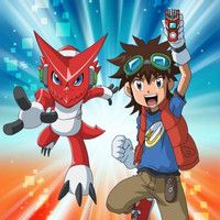 "Crunchyroll - Nickelodeon Picks Up ""Digimon Fusion"""