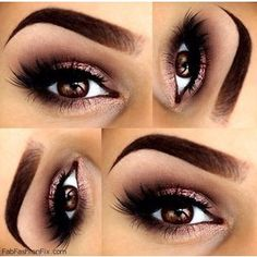 How to do classic smokey eye makeup look tutorial?