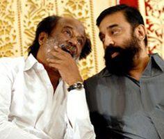 Rajnikanth The Man and Kamal Hassan the Actor
