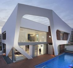 Vivienda en Ashdod / Israel Zahavi  Architects (Ashdod, Israel) #architecture