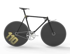 Deco Pursuit Track bike