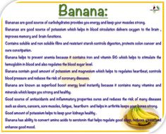 All about Bananas, Banana Facts, Sources Of Carbohydrates, Colon Cancer, Bananas, Smoothies, Vitamins, Hair Care, Remedies, Skincare