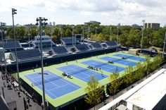 Practice Courts with the brand new fan viewing platform.