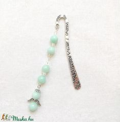 Angyalkás könyvjelző (amethysta) - Meska.hu Beaded Bracelets, Jewelry, Fashion, Moda, Jewlery, Jewerly, Fashion Styles, Pearl Bracelets, Schmuck