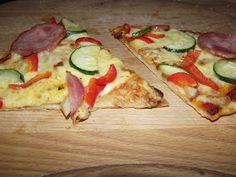Na moim stole...: Pizza włoska Hawaiian Pizza, Vegetable Pizza, Vegetables, Food, Essen, Vegetable Recipes, Meals, Yemek, Veggies