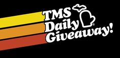 Daily Giveaway
