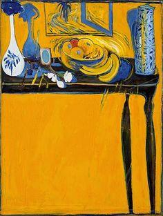 유 Still Life Brushstrokes 유 Nature Morte Painting by Brett Whiteley Art Gallery, Art Works, Australian Artists, Australian Art, Art Auction, Still Life Art, Painting, Art, Abstract