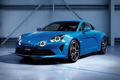 After an absence of over two decades, Renault's racing brand is making a comeback with the Alpine A110. It gets its name - and its basic silhouette - from the legendary lightweight rally racer of the '60s and '70s. Details...