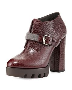 sale top quality sale reliable Brunello Cucinelli Pointed-Toe Ankle Boots buy cheap purchase uQ9Ek7HK