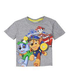 Gray PAW Patrol Short-Sleeve Tee - Toddler