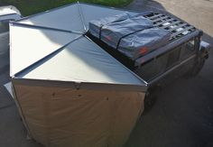 We're really excited to offer our awnings here in the UK! These awnings are so useful and versatile - if you use your vehicle a lot this has to be one of the best additions ever! Whether you go for...