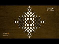 Design Discover Sikku Kolam with dots Indian Rangoli Designs Rangoli Designs Flower Rangoli Designs Latest Small Rangoli Design Rangoli Designs Images Rangoli Patterns Rangoli Designs With Dots Rangoli Ideas Rangoli With Dots