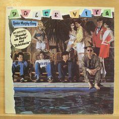 SPIDER MURPHY GANG - Dolce Vita - mint minus - Vinyl LP - Skandal im Sperrbezirk