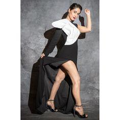 Hindi Actress, Bollywood Actress, Ileana D'cruz, Indian Tv Actress, Bridal Photoshoot, Bollywood Girls, Peplum Dress, Ballet Skirt, High Neck Dress