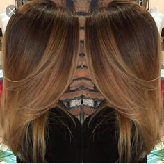 #caramelombre