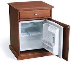 Best Compact Refrigerator End Table Furniture Mini Fridge Chest 400 x 300