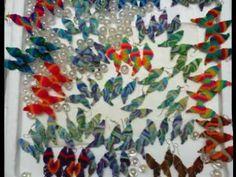 Tutorial Mariposa Macramé - YouTube