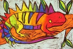 This site has awesome elementary art ideas:)