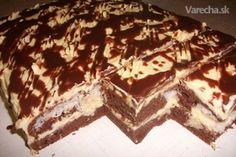 Panda rezy (fotorecept) Slovak Recipes, Czech Recipes, Fondant Flower Cake, Fondant Cakes, Fondant Bow, Fondant Tutorial, Fondant Figures, Baking Recipes, Cake Recipes