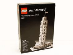 Review: 21015 The Leaning Tower of Pisa