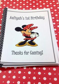 10 Mickey / 10 Minnie Mouse Vinyl Decals   Vinyls, Ties and Vinyl ...