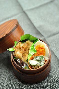 Japanese bento box.