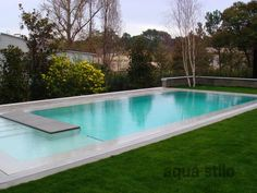 aquastilo- #swimming #pools #poollife let us help you make this a reality! www.geremiapools.com