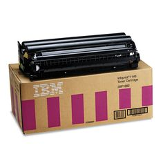 IBM InfoPrint Solutions Company 28P1882 Toner, 30000 Page-Yield, Black