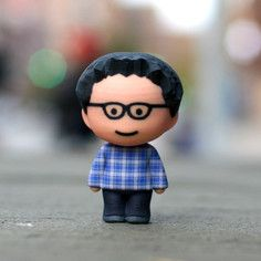 Mixee Me Figurines, $29, now featured on Fab.