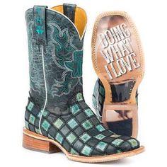 785dd3f796a Tin Haul Women s Hodgepodge Western Boots