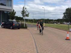 Brompton Challenge thanks to Ben Hayward Cycles