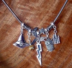 Harry Potter Necklacke!!!!!! <3 <3 <3 <3 <3 <3 <3 <3 <3 <3 <3 <3 <3 <3 <3