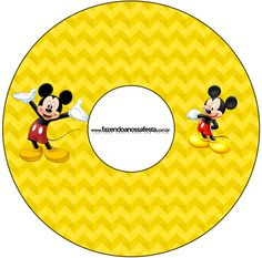 CD DVD Mickey: