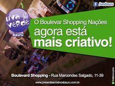 Nova UeV em Bauru, no Boulevard Shopping.