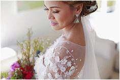 Bridal gown by RoyAnne Camillia  www.royannecamillia.com