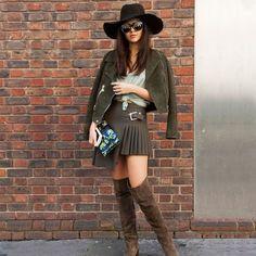 O clássico que voltou a ser preferência das fashion girls na hora de se vestir.