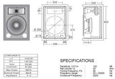 Plans to build bass speaker cabinet plans PDF Bass amp speaker cabinet plans Celestion have designed a ported bass voice locker specifically for utilise for Subwoofer Box Design, Speaker Box Design, 15 Subwoofer, Speaker Plans, Cabinet Plans, Audio Speakers, Audio Amplifier, Car Audio, Loudspeaker