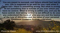 Abraham failure