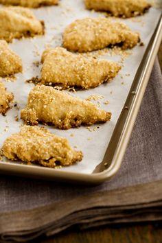 Sesame Chicken Strips & other Tailgating Favorites — Pauladeen.com