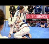 https://www.youtube.com/watch?v=qeyx9iavCj4 http://gallerr.com/academy Learn with Renzo Gracie how to attack a lethal armlock without exposing yourself to get hurt. Get to know the proper angle not to dislocate your shoulder. Watch more BJJ videos at http://youtube.com/graciemag Learn BJJ at... Jitseasy