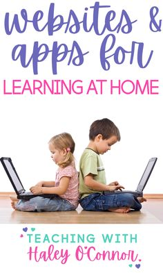 Online resources for kids to learn at home. Teachers' favorite free and paid websites and apps for kids.