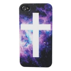 Really cool cross case for  iPhone 4